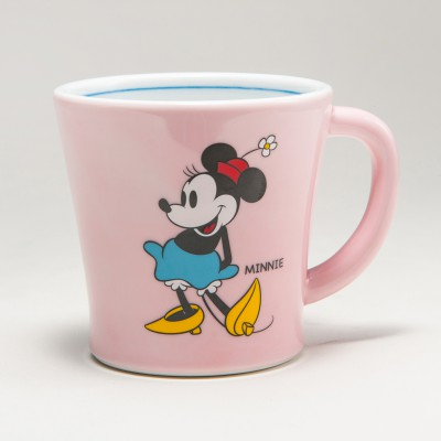 ARITARITA スムーズマグ Disney collection [MINNIE]