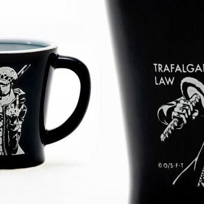 木版画シリーズ ワンピース「トラファルガー・ロー」モデル販売開始