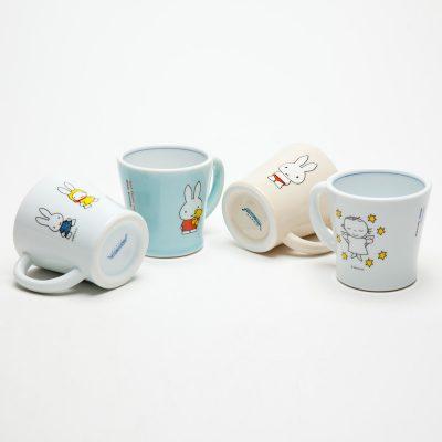 [ミッフィーシリーズ] マグ4モデル販売スタート!